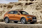 Оранжевое настроение (Audi Q3)