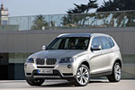 Во втором издании (BMW X3)