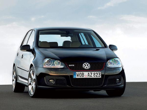 VW Golf GTI - фаворит американских обозревателей.