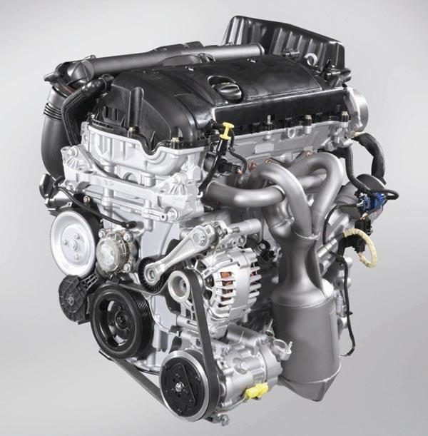 Продвинутый 16-клапанник BMW/PSA из семейства Prince. Двигатель работает с замечательным ГРМ Valvetronic.