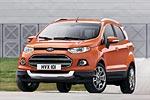 Кроссовер для города (Ford EcoSport)
