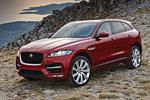 Первый раз – в новый класс (Jaguar F-Pace)