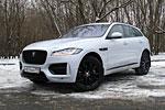 Нет предела совершенству (Jaguar F-Pace)