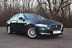 Жажда скорости (Jaguar XF)