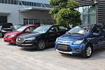 Lifan представил новые модели (Автомобили Lifan)