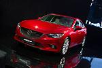 Красная, значит – красивая (Mazda 6)