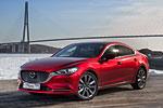 На лицо прекрасная и добрая внутри (Mazda 6)