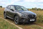 Скрытые резервы дизеля (Mazda CX-5 2.2D)