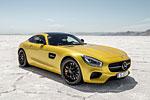 Верность классике (Mercedes-AMG GT)