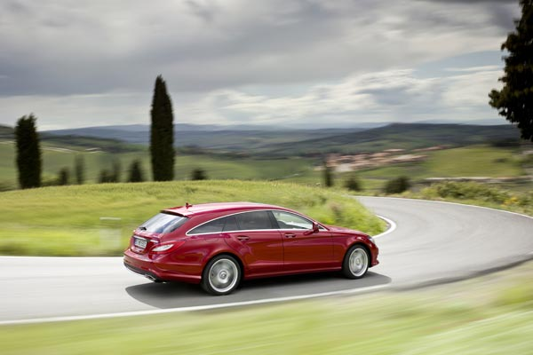 Mercedes-Benz CLS 500 4MATIC Shooting Brake