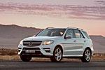 По дорогам и без дорог (Mercedes-Benz M-Class)