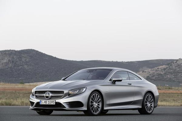 Mercedes-Benz S-Class Coupe, C 217, S 500 4MATIC Coupe Edition 1