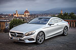 Несравненный флагман (Mercedes-Benz S-Class Coupe)