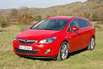 Весеннее настроение (Opel Astra Sports Tourer)