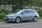 Практичный эстет (Opel Astra Sports Tourer)