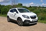 Бездорожье не предлагать (Opel Mokka)