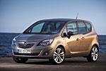В новый класс (Opel Meriva)