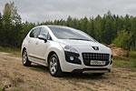 Выбор эстета (Peugeot 3008)