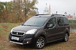 Третья жизнь (Peugeot Partner Tepee)