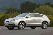 Тест-драйв Acura ZDX