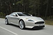 Золотое сечение (Тест-драйв Aston Martin DB9)