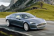 Фамильный супер-спорт (Aston Martin Rapide)