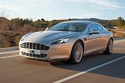 Скоростной хэтчбек (Тест-драйв Aston Martin Rapide)