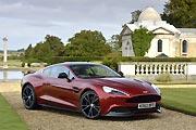 Новый GT старой школы (Aston Martin Vanquish)