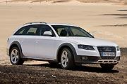 Особая статья (Тест-драйв Audi A4 allroad quattro)