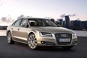Легкий характер (Тест-драйв Audi A8)