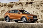 Оранжевое настроение (Тест-драйв Audi Q3)