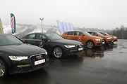 Тест-драйв Audi quattro