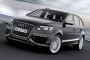 Положительная оценка (Тест-драйв Audi Q7 V12 TDI)