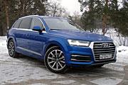Переоценка ценностей (Тест-драйв Audi Q7)