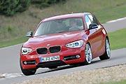 Вторая волна (Тест-драйв BMW 1-Series)