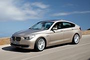 Престижный хэтчбек (Тест-драйв BMW 5-Series Gran Turismo)