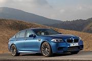 Особая серия (Тест-драйв BMW M5)