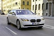Баварский экспресс (BMW 760Li)