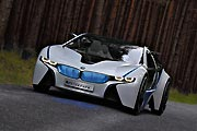 Заглянуть в завтра (BMW Vision EfficientDynamics)