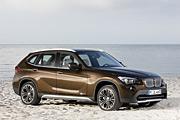 Один за другим (BMW X1)