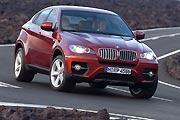 Переходная форма (Тест-драйв BMW X6)