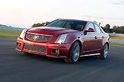 Самый быстрый (Тест-драйв Cadillac CTS-V)