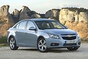 Крестоносец (Тест-драйв Chevrolet Cruze)