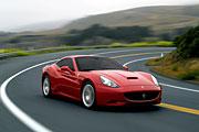 Свежие веяния (Ferrari California)