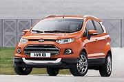 Кроссовер для города (Тест-драйв Ford EcoSport)