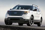 Расширяя границы привычного (Тест-драйв Ford Explorer Sport)