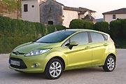 Большие надежды (Тест-драйв Ford Fiesta 2009)