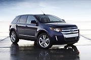 Старый новый Ford Edge (Тест-драйв Ford Edge)