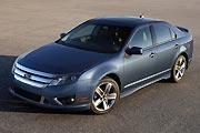 Один из лучших (Ford Fusion Hybrid)