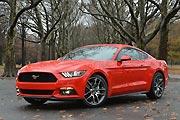 Эволюция или революция (Тест-драйв Ford Mustang)